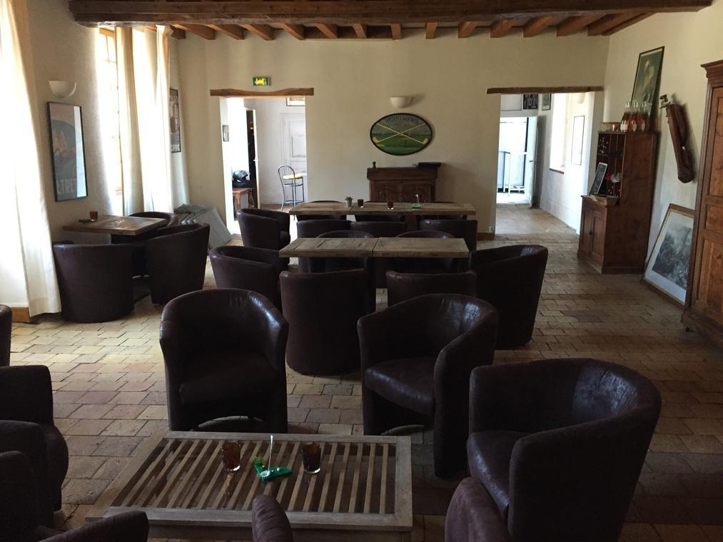 restaurant golf du perche