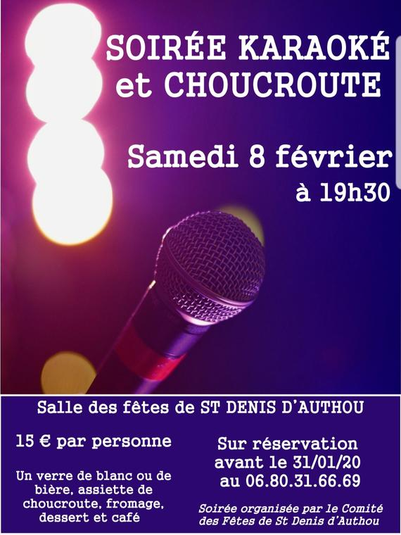 08.02.20 karaoke saintigny