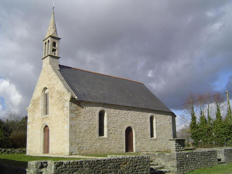 Chapelle St Côme et Damien 1