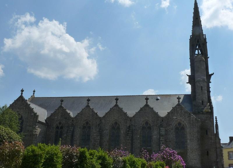 Eglise Saint Tudec - Landudec