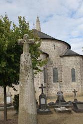 LOCTUDY-le-stèle-gauloise