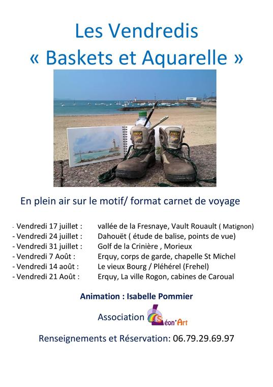 Les Vendredis affiche