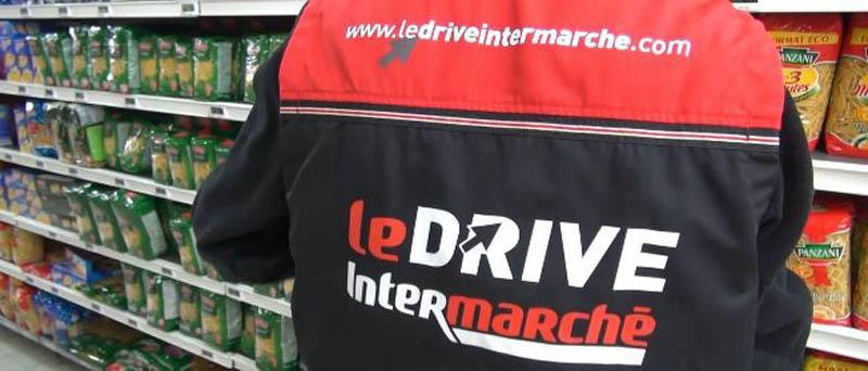 Supermarché - Internmarché - Plomeur - Pays Bigouden - 1