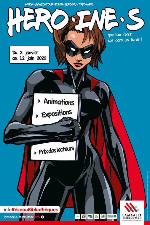 Heroines-Affiche