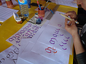 Atelier-calligraphie---Laurence-Cron
