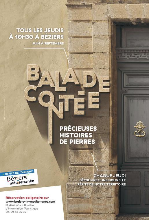 Balade contée Précieuses histoires de pierres