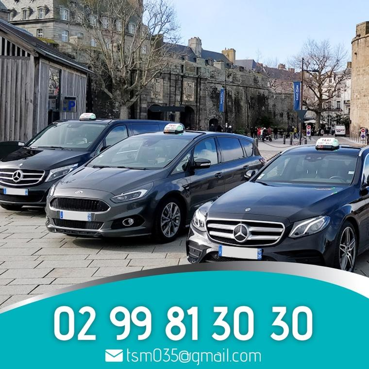 Allo-Taxis-Saint-Malo