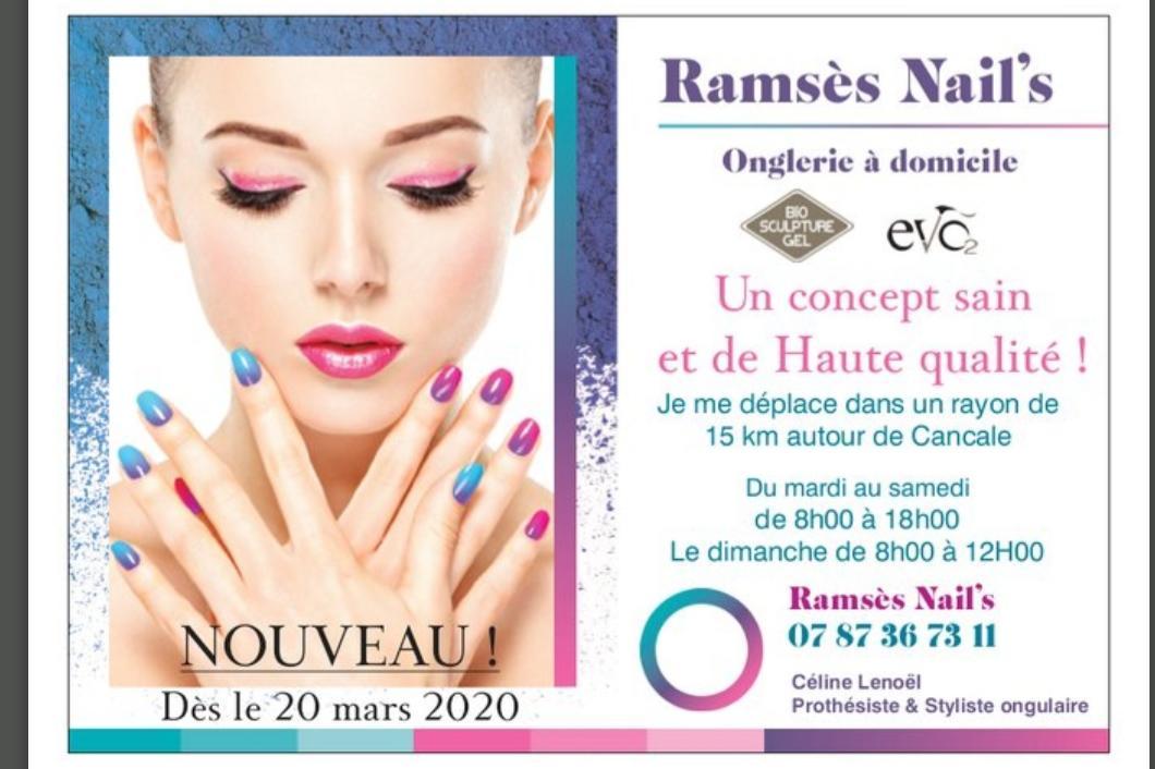Ramsès Nail's - Onglerie à Domicile - Cancale