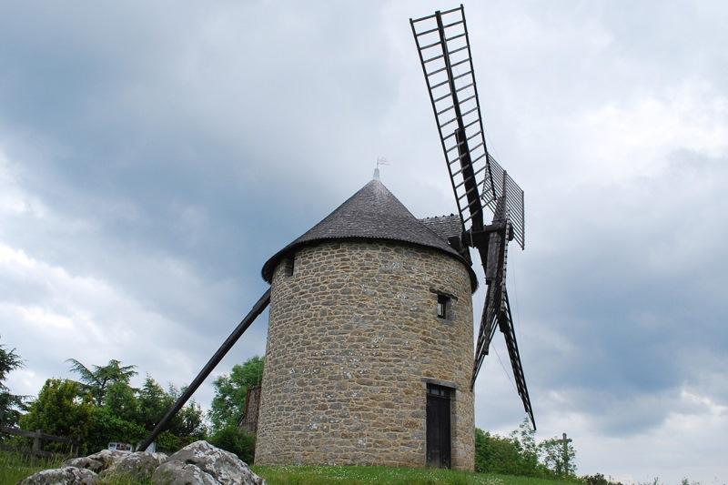 moulin du Mont-Dol