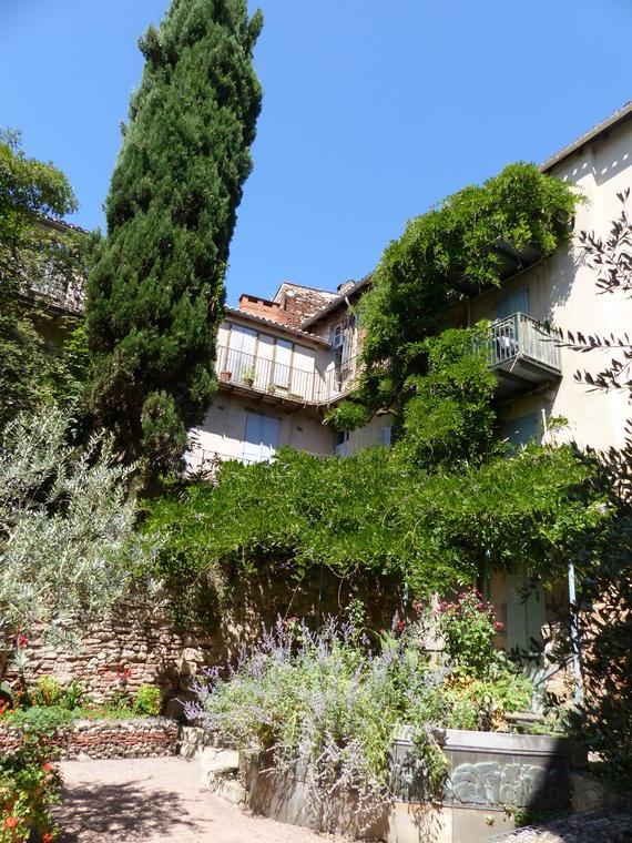 ©efaure jardin secret cahors cour caorsins (1)