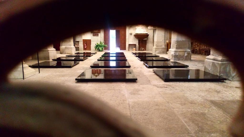 miroirs d'eau