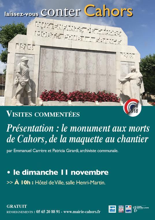 11 nov Visite LVC Monument