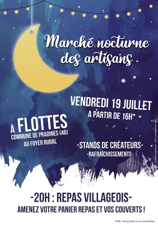 19.07.19 Marché des artisans - Flottes