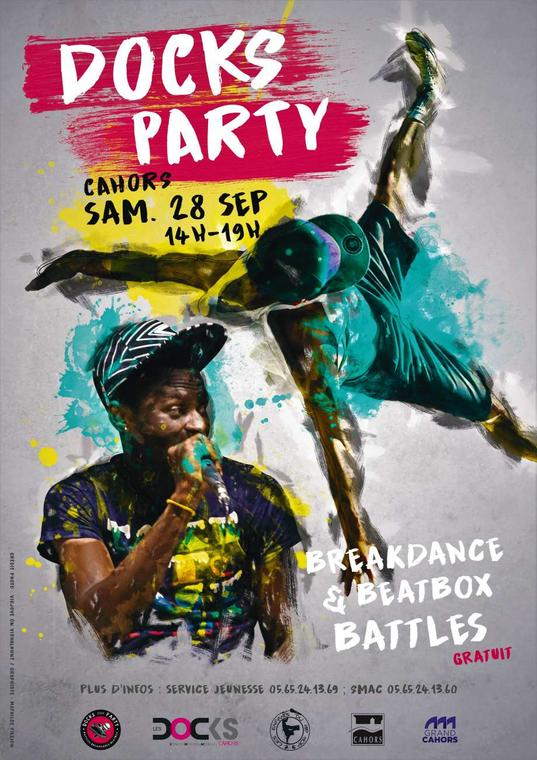 19.09.28 Docks Party  - Cahors