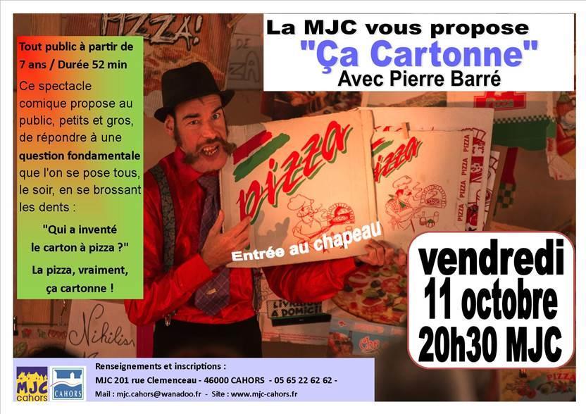 19.10.11 MJC Cahors