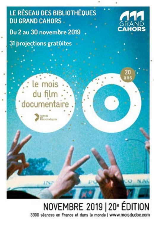 19.11.30 Mois du film documentaire