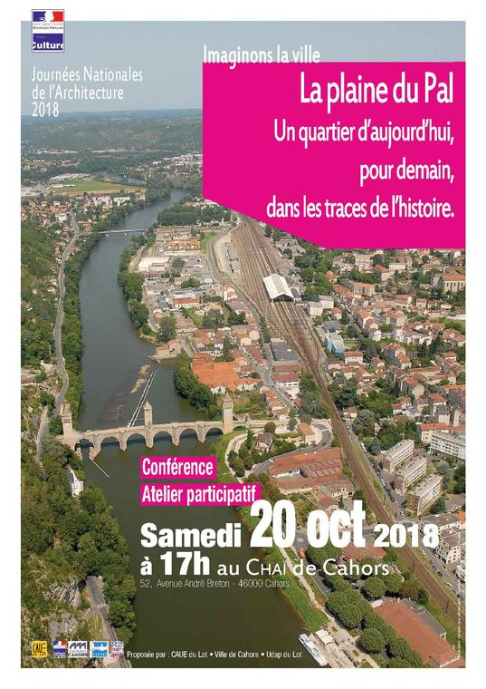 20 oct conférence architecture CHAI