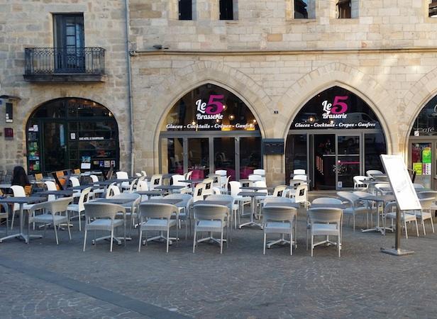 Bar-Brasserie le 5