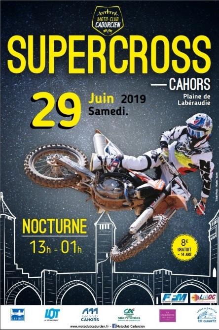 29 juin Supercross