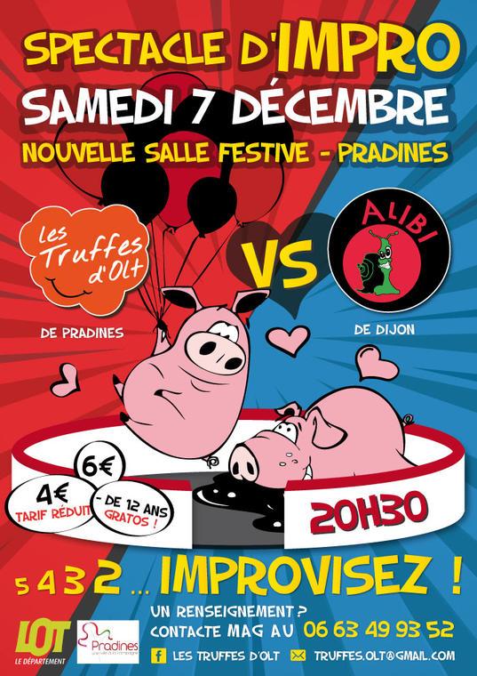 19.12.07 Match d'impro