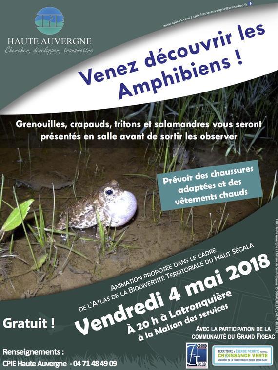 Anim Amphibiens 4 mai 2018