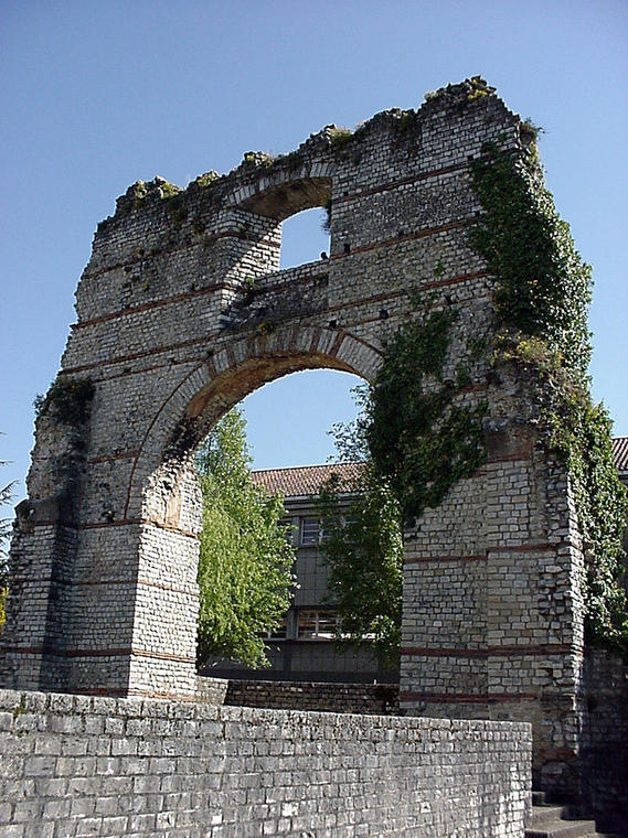 Arc de Diane © Ville de Cahors C.Squassina (1)
