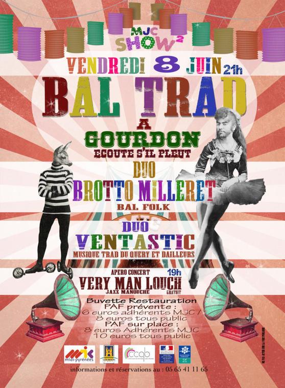 Bal Trad MJC Gourdon