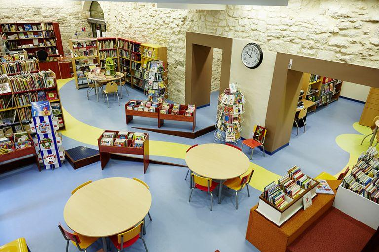 Bibliothèque Souillac