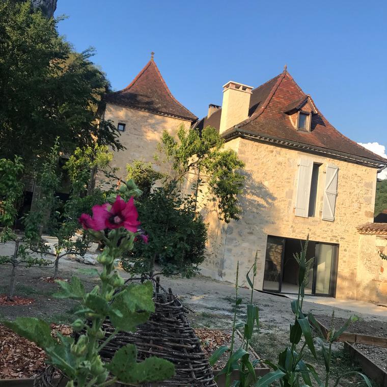 Les jardins sauvages - ancien presbytère