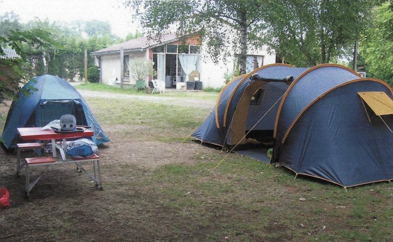Camping Le caffoulens -viazac