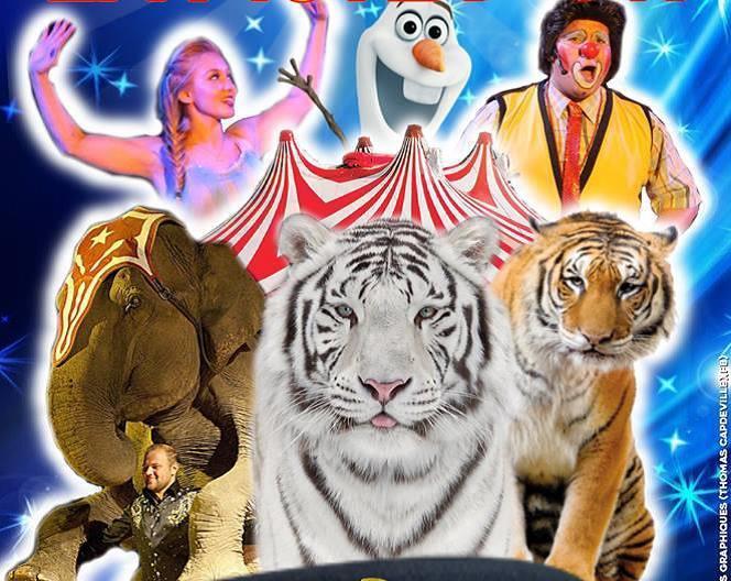 Cirque La Piste d'Or