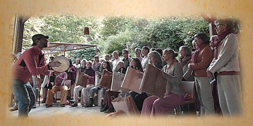 Concert Pandero Vox