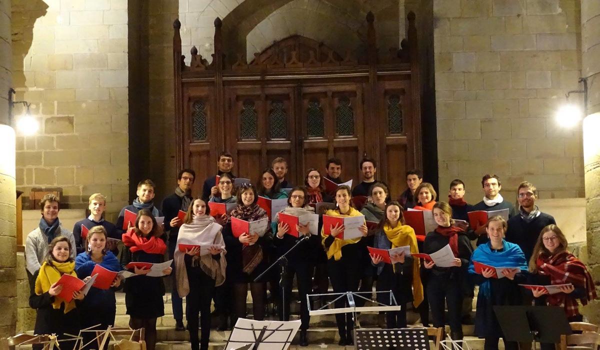 Concert Saint Martin Brive 12-2018 Chorale Esperanza