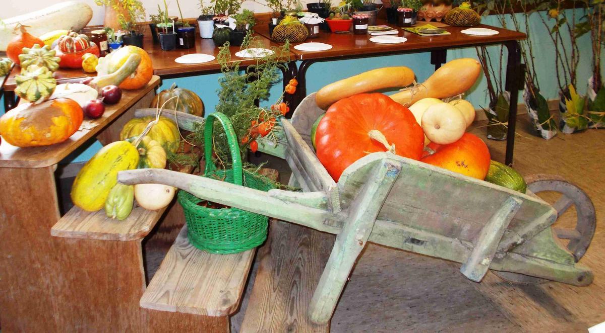 Concours de soupe@Jardin Bourian