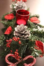 Décos Noël Table