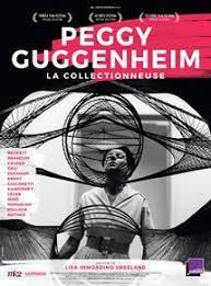 Documentaire sur Peggy Guggenheim mecredi 19 septembre