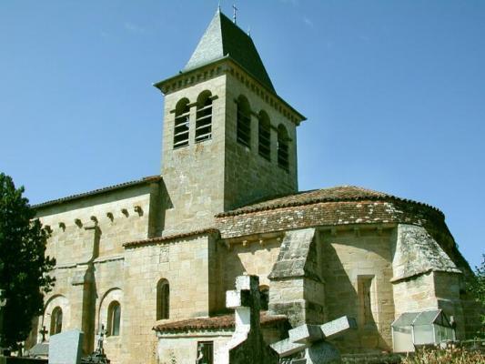 Eglise Fourmagnac jpg