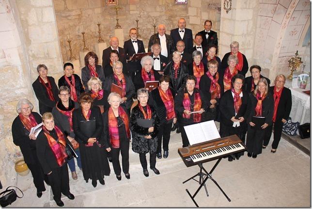 Ensemble vocal Sarlat
