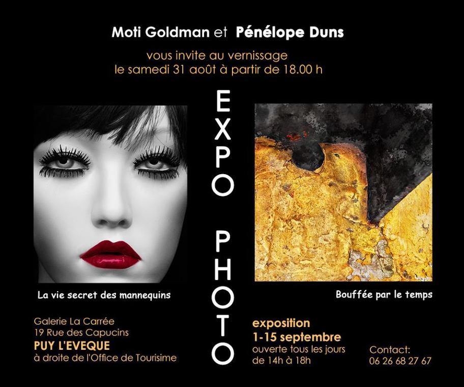 Expo photo©Galerie La Carrée