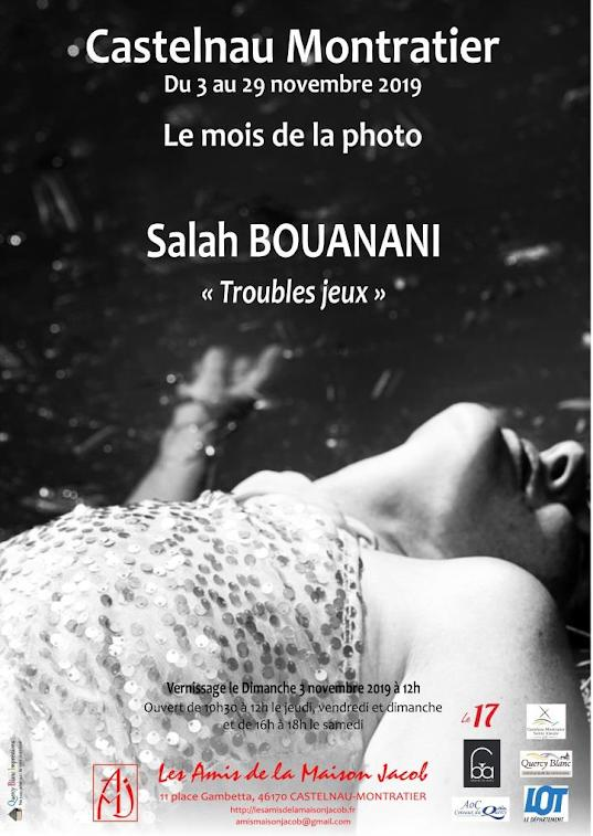 Expo Salah Bouanani Maison Jacob