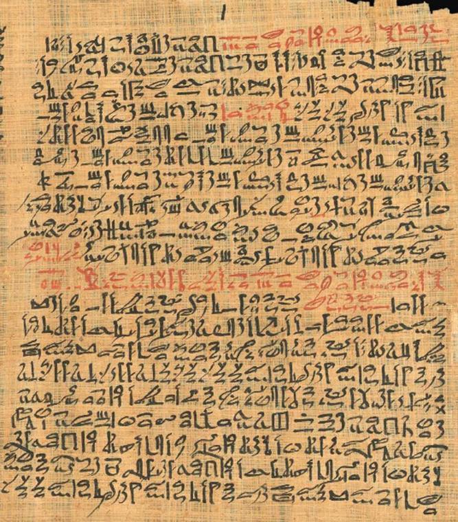 F. Rouffet Papyrus