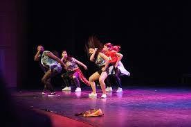 spectcale danse