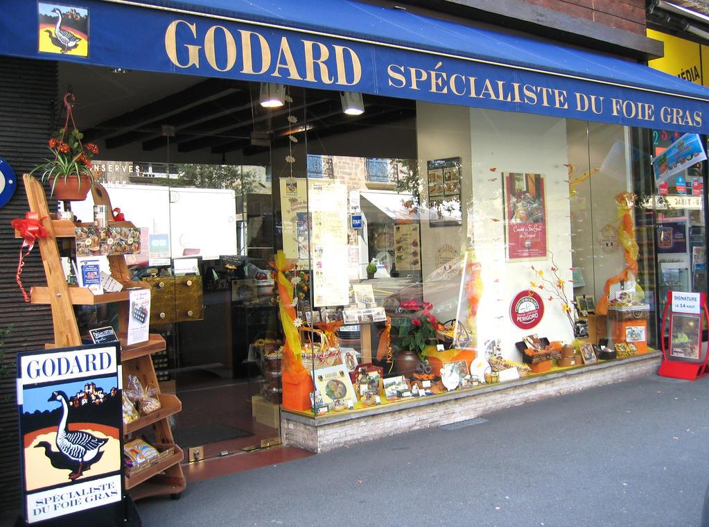 Maison Godard - Figeac
