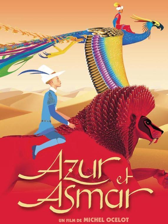Film ''Azur et Asmar''