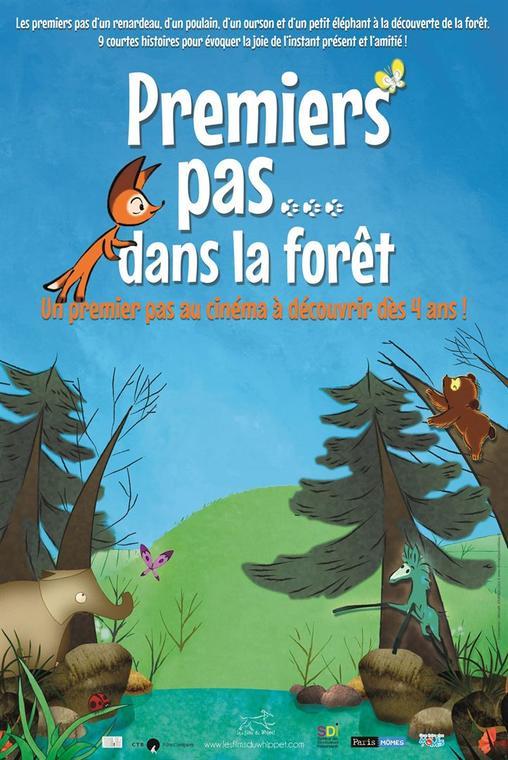 Film ''Premiers pas dans la forêt''
