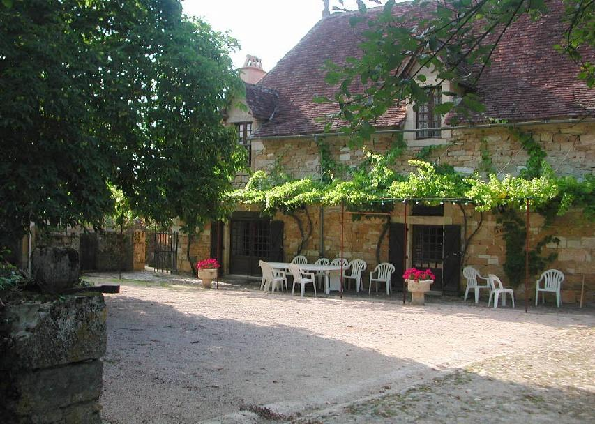 Gîte La Grange à Béduer