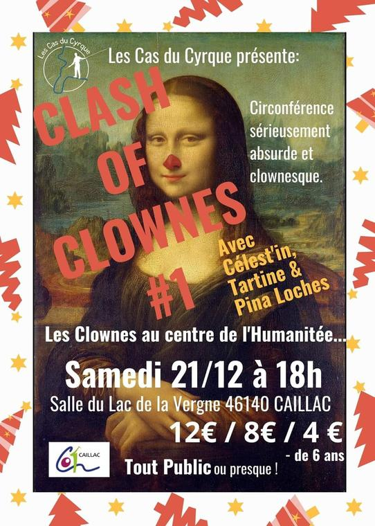 Clash of clownes