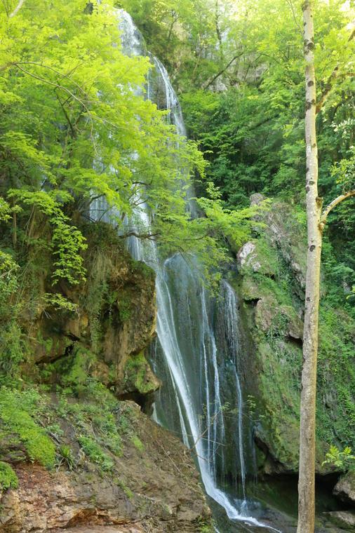 Magnifique cascade d'Autoire©M.Légeron