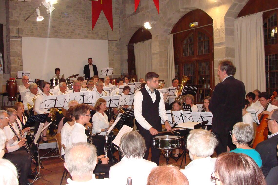 Orchestre dépaartemental du Lot