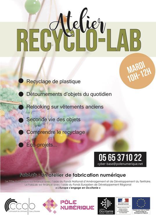 PN -Atelier Recyclo Lab 2019